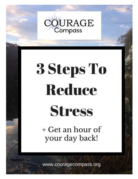 TITLE PAGE - REDUCE STRESS & GET YOUR TIME BACK-1